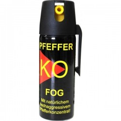 Spray paralizant-iritant lacrimogen cu piper KO DISPERSANT(FOG) 50 ML