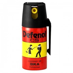Spray paralizant-iritant-lacrimogen DEFENOL CS 50 ML