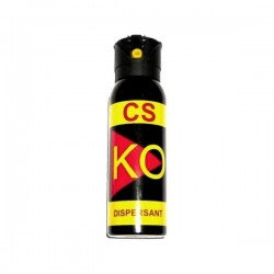 Spray paralizant-iritant lacrimogen KO CS DISPERSANT 100 ML