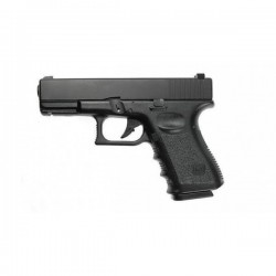 Pistol airsoft GREENGAS BLOWBACK GLOCK 23 KJW