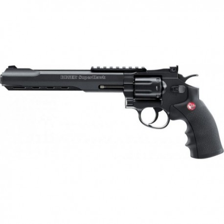 Pistol airsoft Co2 RUGER SUPERHAWK BLACK EDITION 8""