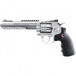 Pistol airsoft Full Metal Ruger SUPERHAWK 6'' CHROME EDITION