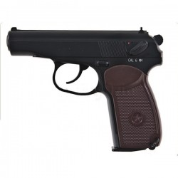 Pistol airsoft MAKAROV FULL METAL CO2 KWC