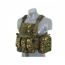 Vesta plate carrier 8FIELDS brau reglabil RC camo