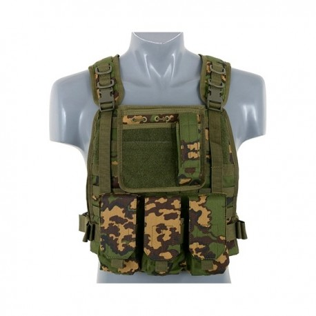 Vesta tactica modulara  plate carrier  8FIELDS RC-Russian Camo