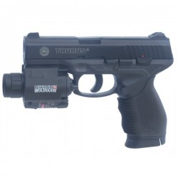 Pistol airsoft KWC TAURUS PT24/7 Co2 ABS Slide
