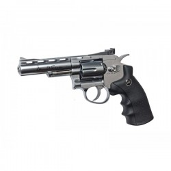 Revolver airsoft Co2 DAN WESSON CHROME 4inch