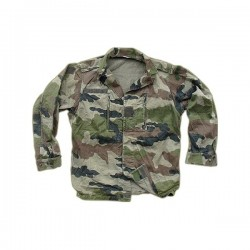 Veston surplus militar camuflaj FRENCH WOODLAND