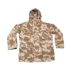 Jacheta surplus militar BRITISH DESERT windproof