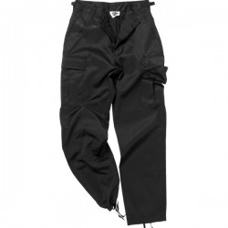 Pantaloni MIL-TEC SECURITY negri