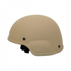 Casca protectie airsoft MITCH US TAN/DESERT