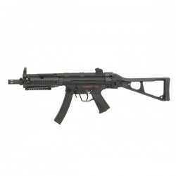 Pistol mitraliera airsoft MP5 electric CYMA MP5A4 FullMetal