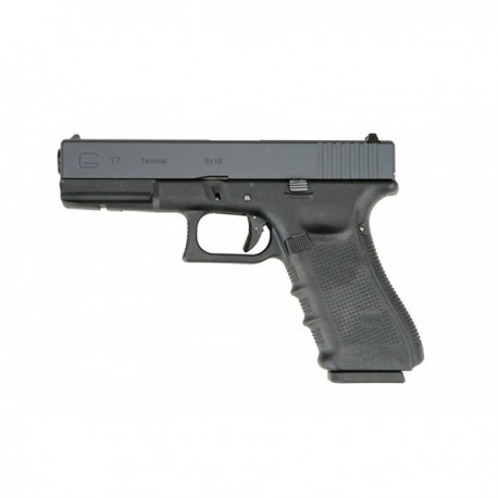 Pistol airsoft Glock 17 WE full metall